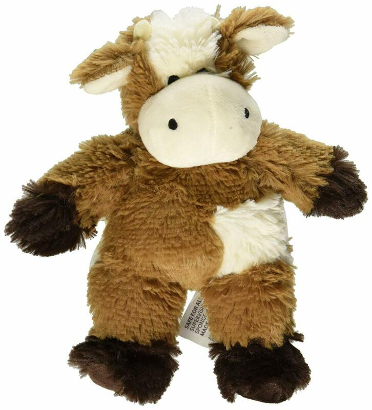 Warmies® Microwavable French Lavender Scented Plush Cow Junior
