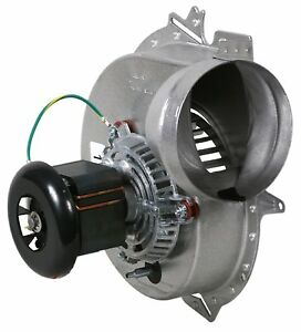 Intercity furnace flue exhaust blower venter vent hvac for Hvac blower motor replacement