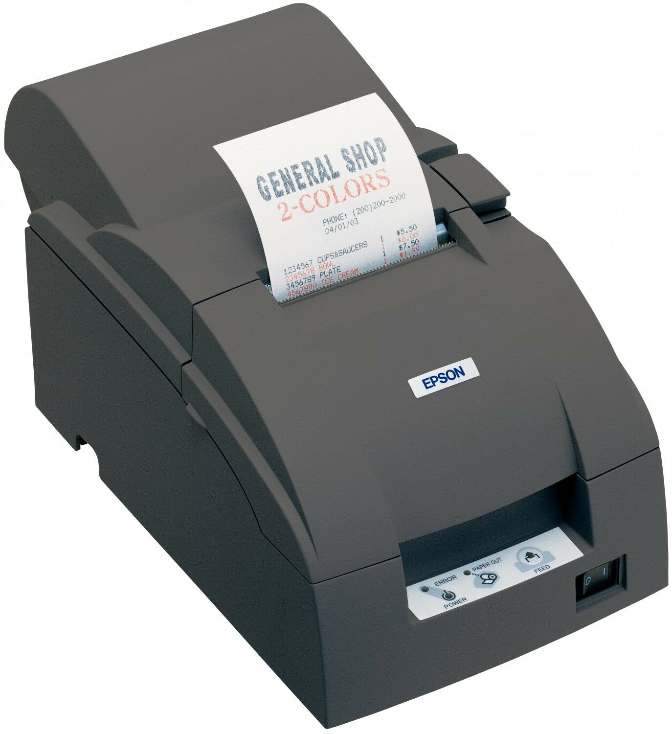 Epson TM-U220A Receipt POS Printer M188A - TM-U220A