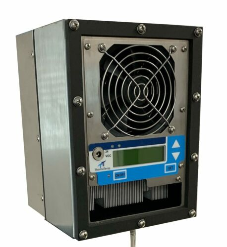 200 BTU Thermoelectric Peltier Cooler - UL Listed, 105W, 24VDC - TT-200-4X