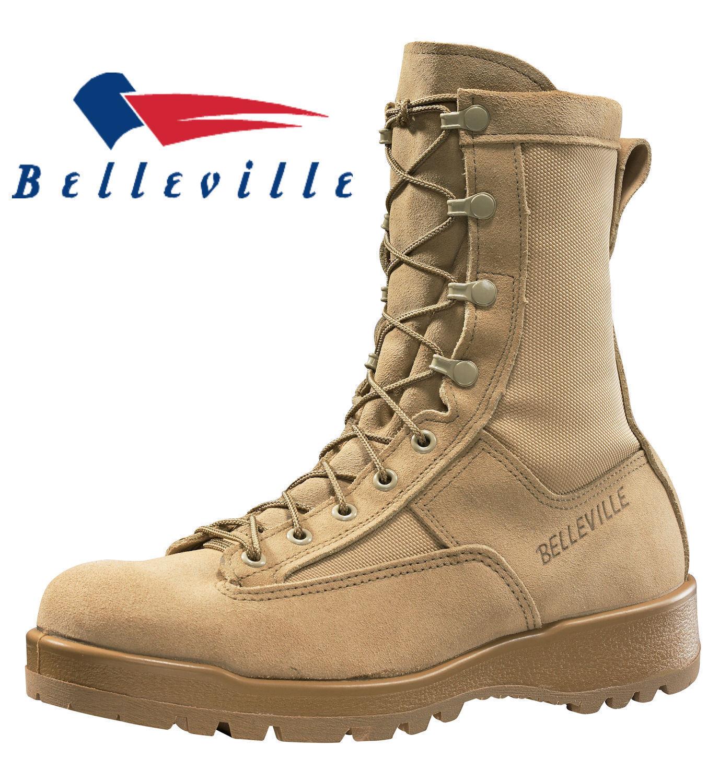 Belleville 790G Men's Waterproof Flight Military Combat Boot