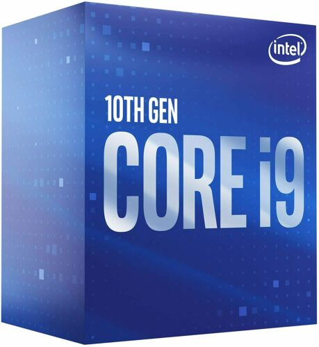 Intel Core i9-10900 Desktop Processor - 10 cores And 20 threads - Up to 5.2 GHz