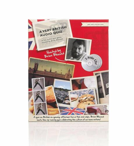 A+Very+British+Quiz+CD+Audio+Game+Brand+New+%26+Sealed+Early+Gift+idea