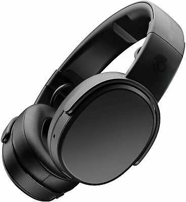 Skullcandy Crusher Black Wireless Over-Ear Headphone (Refurbished)