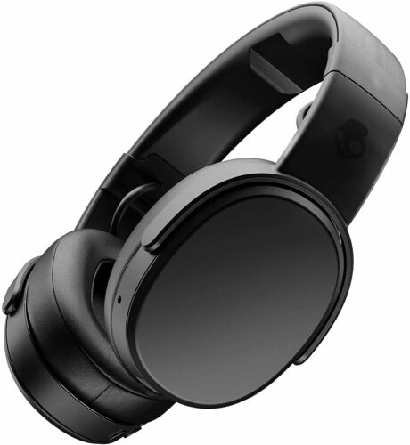 Skullcandy Crusher Wireless BLACK Headphones w. Mic (Certified refurbished)