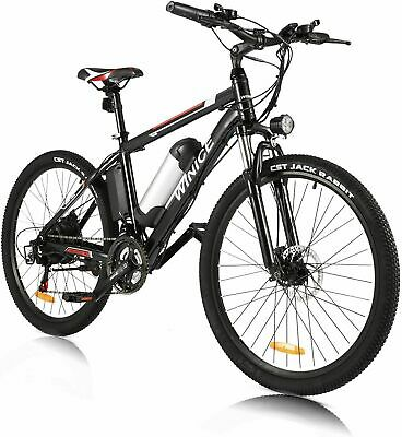 ELECTRIC BIKE ELECTRIC BICYCLE E-BIKE 26IN Professional COMMUTER CITY EBIKE UK