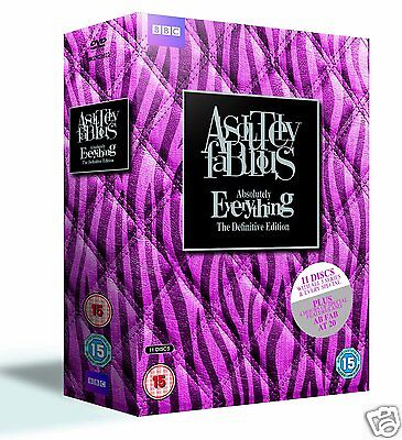 Absolutely Fabulous: Absolutely Everything Definitive Edition [BBC](DVD)~~~~~NEW