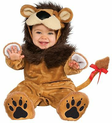 Cuddly Jungle - Lil' Lion Infant Costume