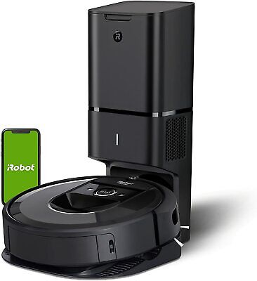 iRobot Roomba i7+ (7550) Robot Vacuum W/ Automatic Dirt Disposal Wi-Fi Connected