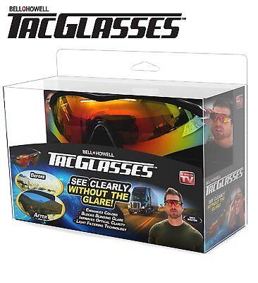 Bell + Howell TAC GLASSES Sports Sunglasses for Men/Women Military-Inspired