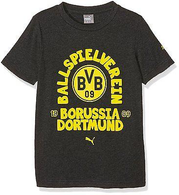 PUMA Borussia Dortmund Junior T-Shirt