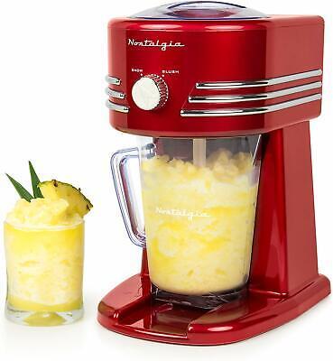 Frozen Drink Machine Smoothie Margarita Slush Maker Shaved Ice Slushie Beverage Frozen Slush Drink