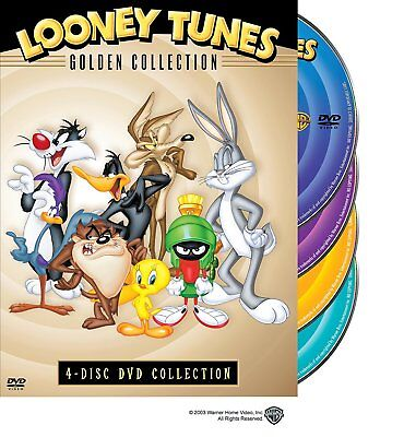 Looney Tunes Golden Collection DVD Box Set Standard Edition Bugs Bunny Daffy New Standard Dvd-box