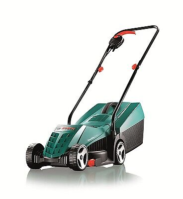 NEW Bosch 600885B70 Rotak 32R Electric Rotary Lawnmower 32cm Cutting Width