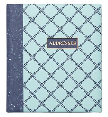 C.R. Gibson Refillable Address Book, 6-Ring Binder Format, Tabbed Dividers, 4...](address book refills 6 ring)