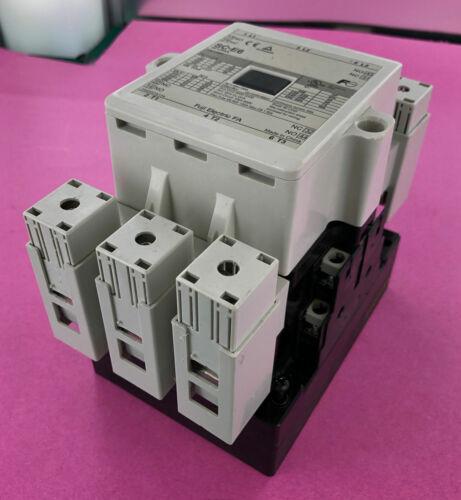 Fuji Electric FA SC-E6, SE125AA  Magnetic Contactor 240/600V 100HP Motor Starter