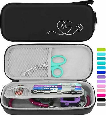 21 Choices Medical Nurse Storage Travel Carry Case Fits 3m Littmann Stethoscope