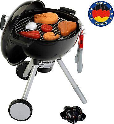 Theo Klein 9466 Weber Kugelgrill One Touch Premium Kinder-Grill mit Licht Sound