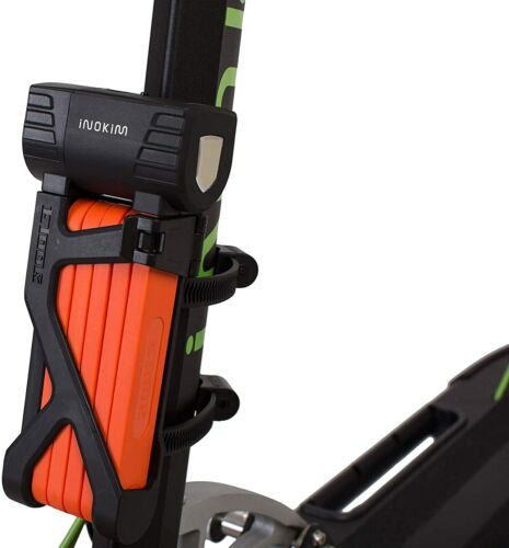 INOKIM Folding Lock for Bikes and Scooters