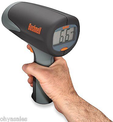 Bushnell Velocity Speed Radar Gun - Baseball/Softball/Racing/Tennis - 101911