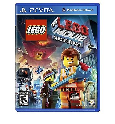 NEUF Lego film JEU vidéo (PlayStation Vita, 2014)