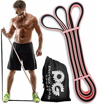 Pull Up Assistance Bands - Best Resistance Loop Bands Set for Pullup Assist,