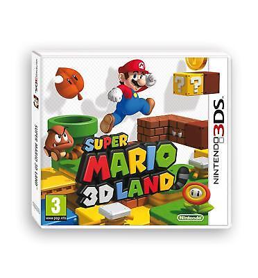 Super Mario Land 3D N3DS (sin precinto) a buen precio segunda mano  El Masnou