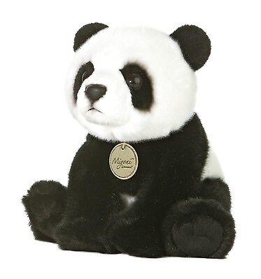 Teddy Bear Panda White Soft Plush Toy Cuddly Cute Stuffed Fluffy Animal Kids