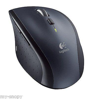 Logitech M705 Marathon Maus Wireless Mouse Schnurlos