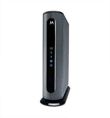 Motorola Ultra Modems Fast DOCSIS 3.1 Cable Modem, Model MB8
