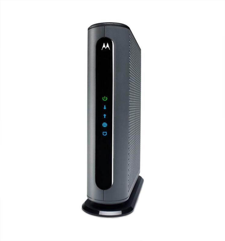 Motorola - 32 x 8 DOCSIS 3.1 Cable Modem