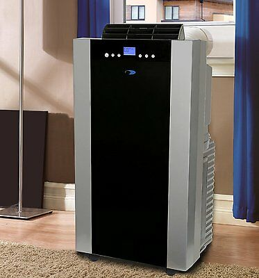Best Portable Air Conditioner AC Units Room Compact Dehumidifier 14,000 BTU