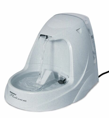Pet Fountain Drinkwell Platinum 168oz For Dogs And Cats C...