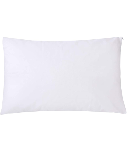 Dreamaker Polypropylene Water Stain Resistant Pillow Protect