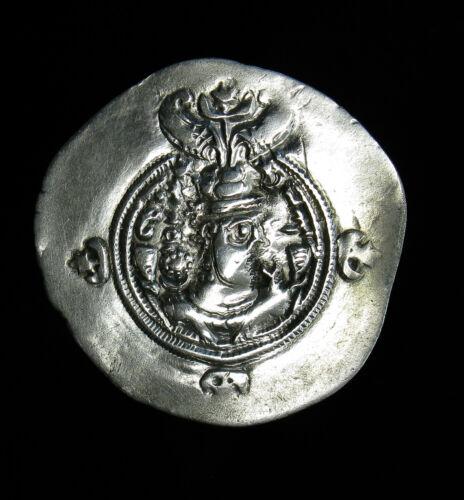 591-628 AD Sasanian Empire Khusru II 2nd Reign
