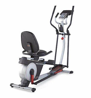 New  ProForm Hybrid Trainer Pro Elliptical Machine,PFEL05815