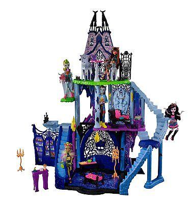 Mattel Monster High BJR18 - Katakomben Spielset, inklusive Zubehör, (Monster High Spiel)