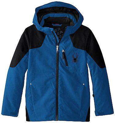 Spyder Boy's Ski Snowboarding Squaw Jacket, Size 14, NWT