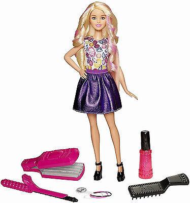 Barbie Mattel Doll DWK49 Wellen und Lockenspaß Spielset a.Fashionistas Konvult  (Barbie Fashionistas Doll Set)