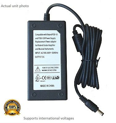 AC Adapter - Power Supply for Boss GT-100 Guitar Multi-effects Pedal