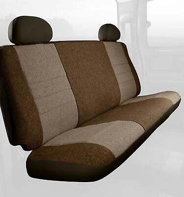 Front Bench Seat Cover Molded Headrest Ford F-Series Pickup Truck Dodge Ram 1500