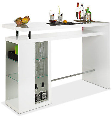 Hausbar Minibar Cocktailbar Dekobar Tischbar Bartisch Stehtisch Theke Bar