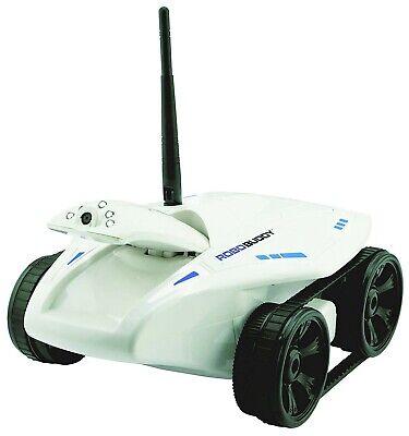 Swift Stream Robo Buddy Home Security & Communication Robot (1100) - New