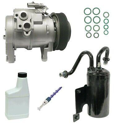 RYC Reman AC Compressor Kit GG398 Fits Dodge Ram 1500 2500 3500 4000 5.7L
