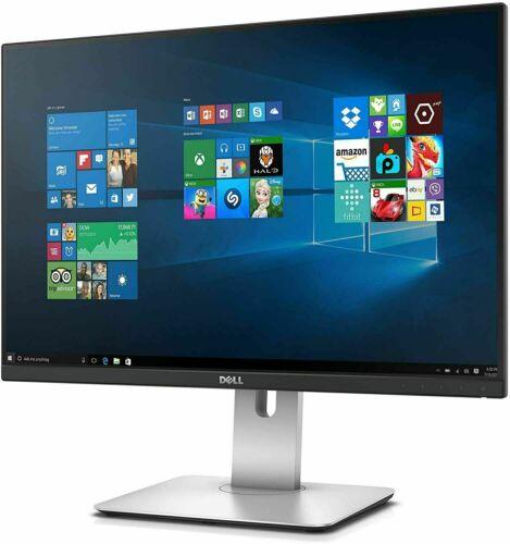 """Dell U2415 24"""" WUXGA Monitor 1920 x 1200. A Grade!!"""