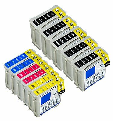 11pk Combo Ink Cartridges For Hp 88xl Officejet Pro K5400...