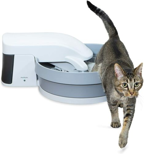 PetSafe Simply Clean Self-Cleaning Cat Litter Box, Automatic Litter Box