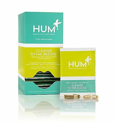 Hum Nutrition Cleanse To The Rescue  5 1 Ounce