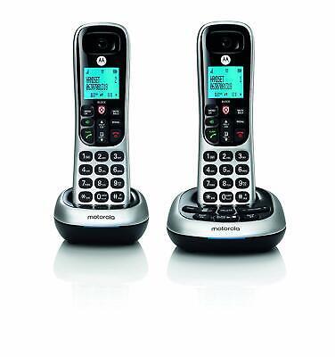 Motorola Digital Cordless Telephone w/ Answering Machine  -