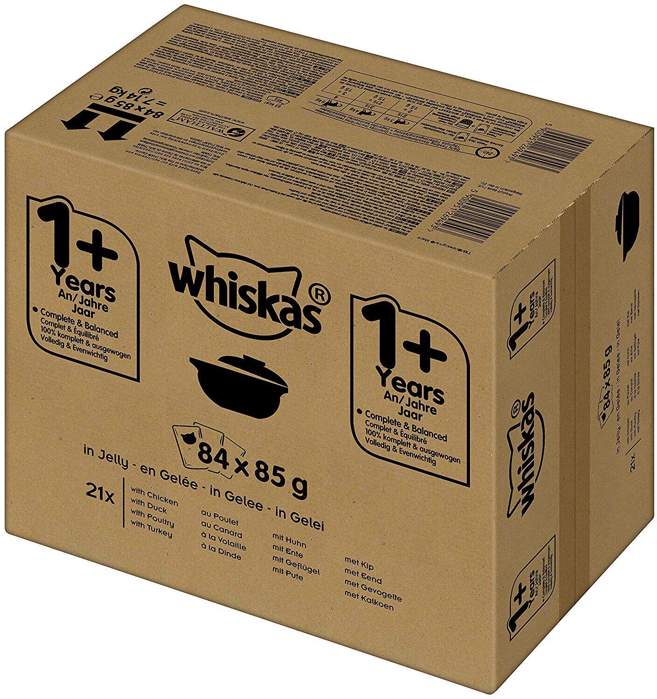 Whiskas nassfutter